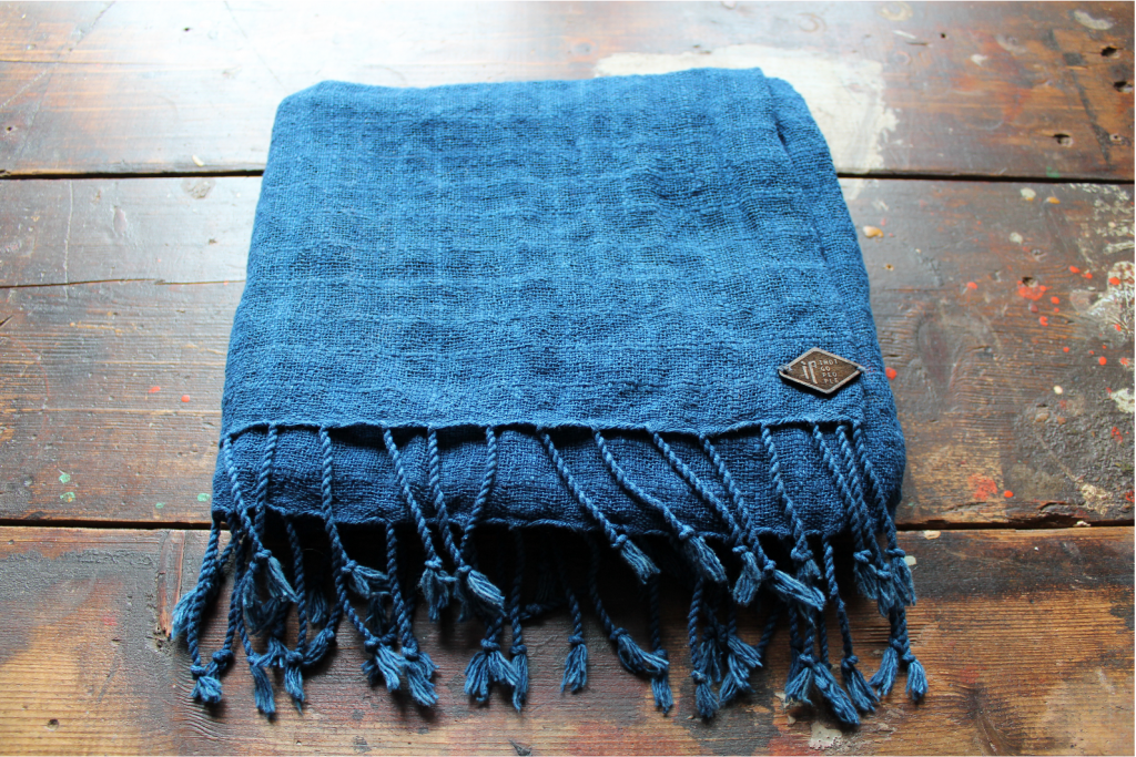 IP Shawl Gevouwen - Blue Roots Official