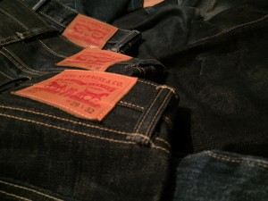 Levis 511 patch - Blue Roots Official