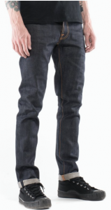 Nudie Jeans Selvedge - Blue Roots Official