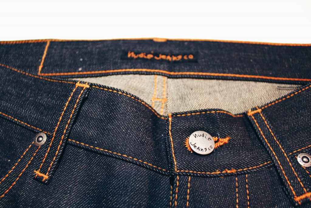 Nudie Button - Blue Roots Official