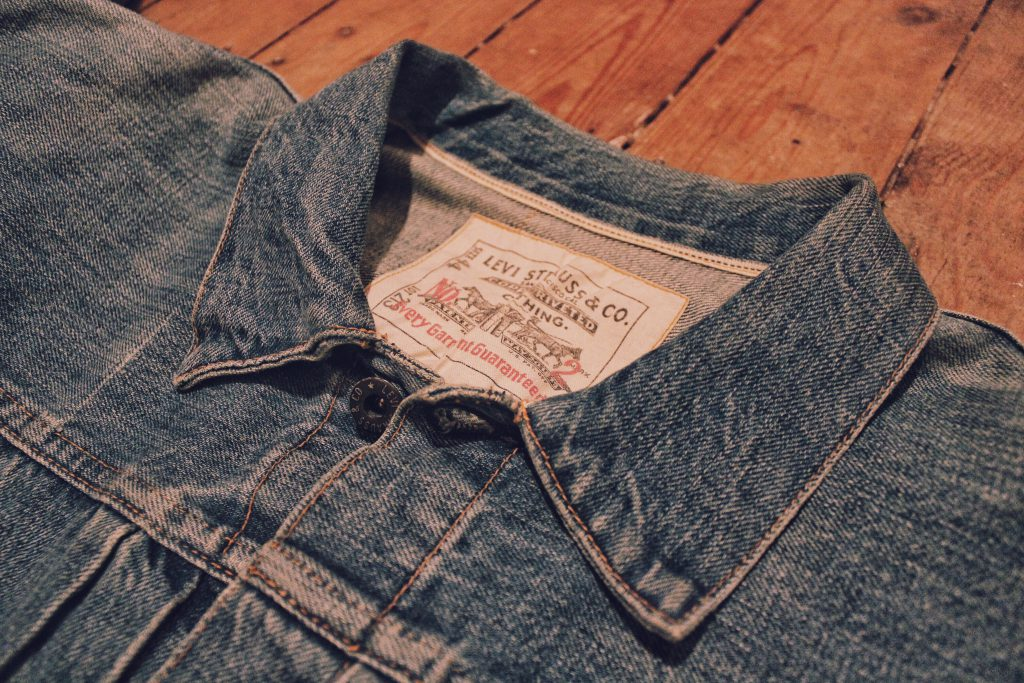 Levi's Type 1 - Blue Roots Official