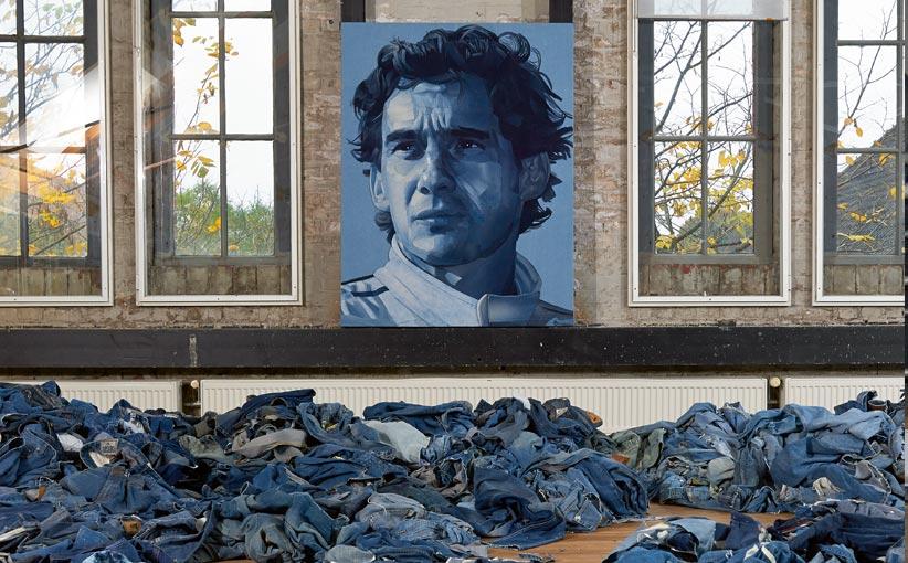 Foto: Ian Berry - Senna Sempre