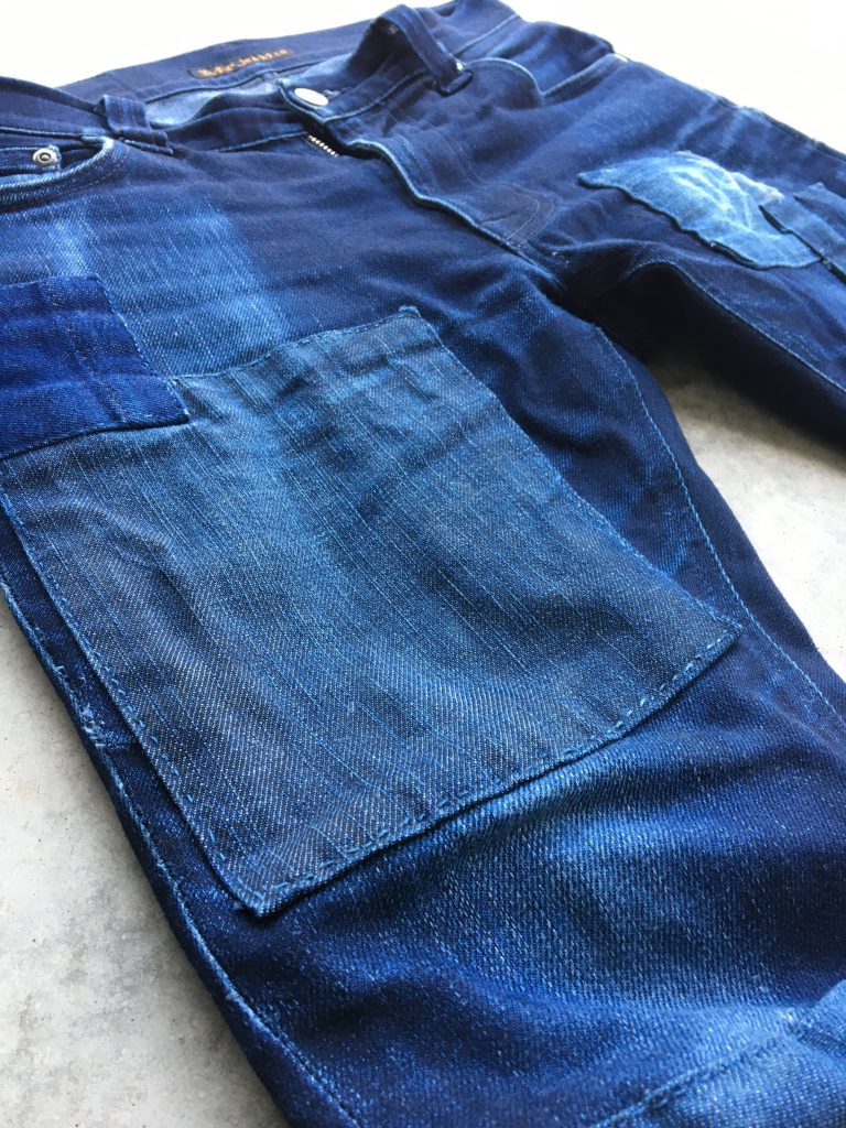 nudiejeans patches - Blue Roots Official