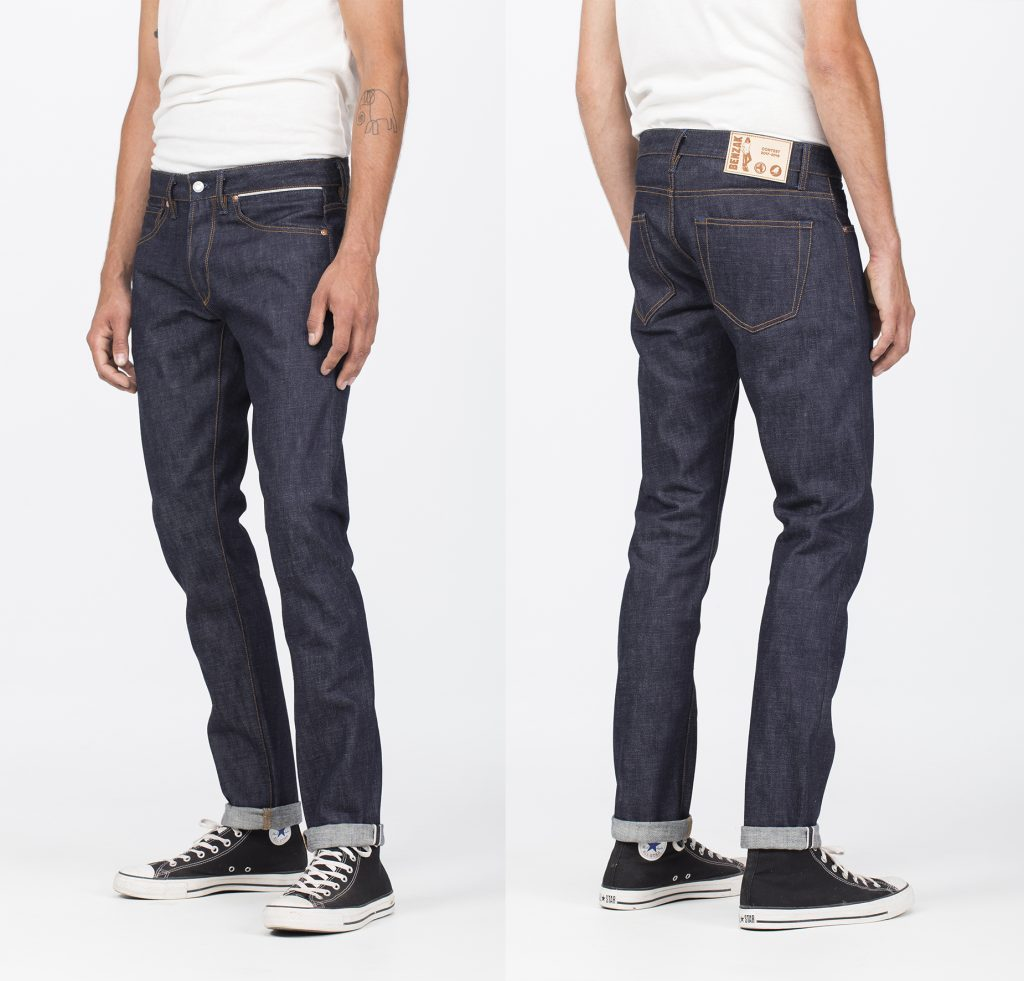 BDD contest jeans - Blue Roots Official