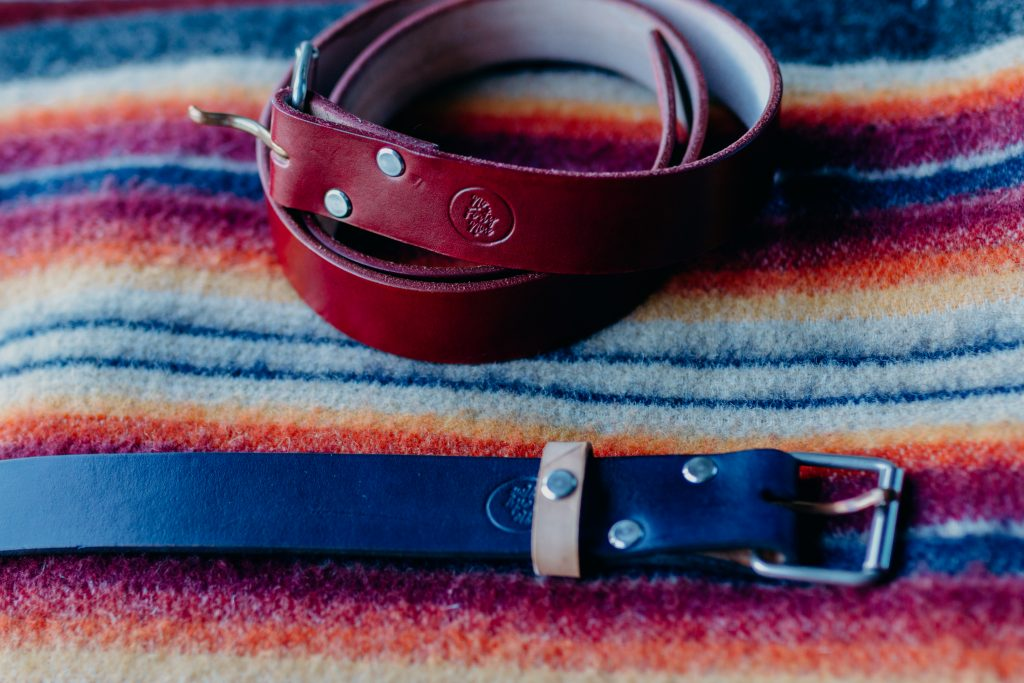 FortyNine Leather Co - Blue Roots Official